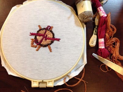 Even More Embroidering