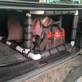 Jeep Wrangler 4 Door Rack