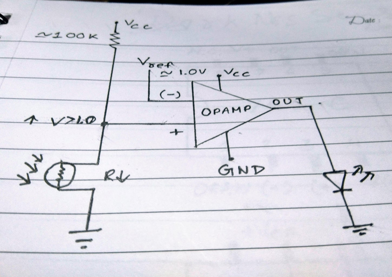 OpAmp Circuit