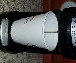 DIY Hotel Coffee Packet