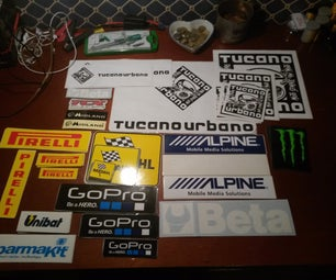 How to Get Free Stickers From Famous Brands