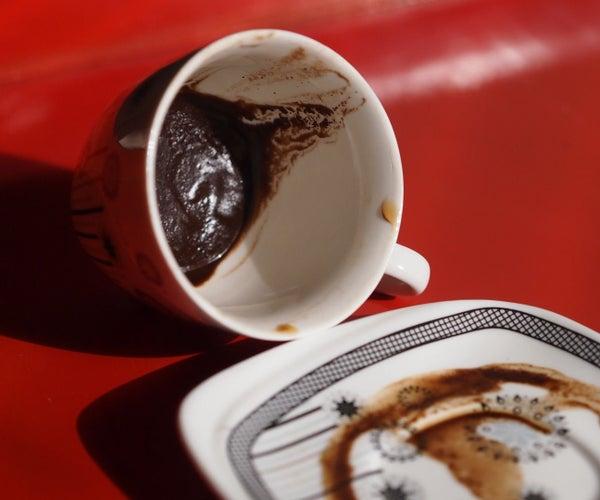 Turkish Coffee Fortune Telling