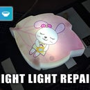 Fixing and Improving a Night Light