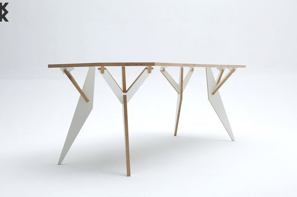 Create Your Own Y-Parametric Table - More Artistic Furnishings!