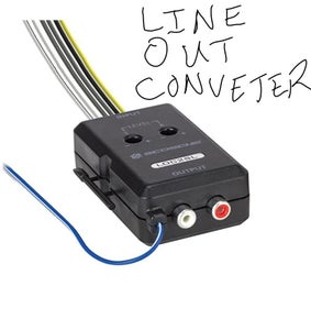 Wire Your LOC Into Your Rear Speakers