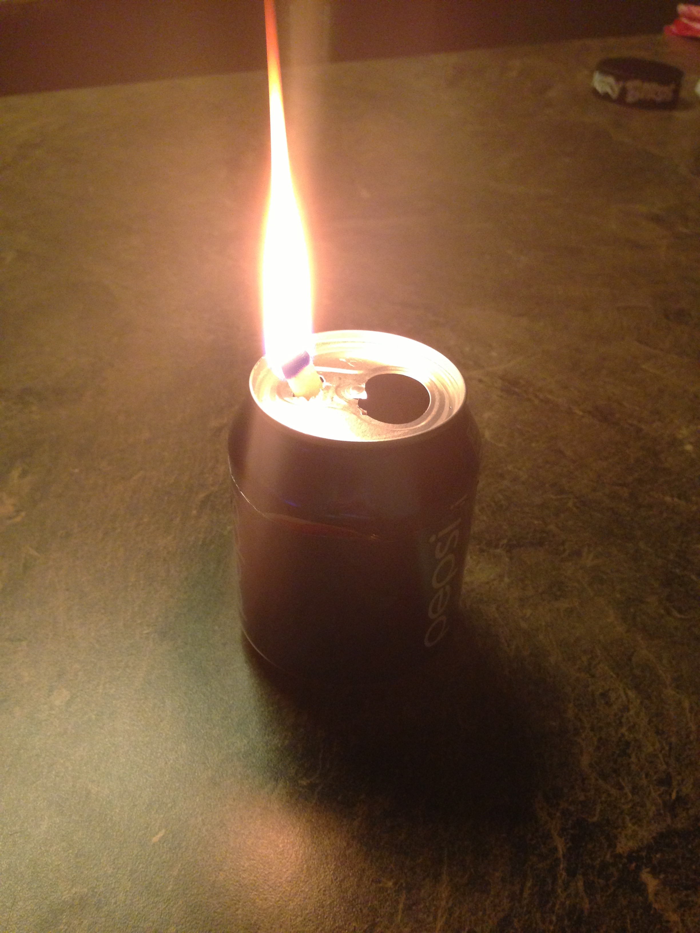 Eco-friendly Oil Candle