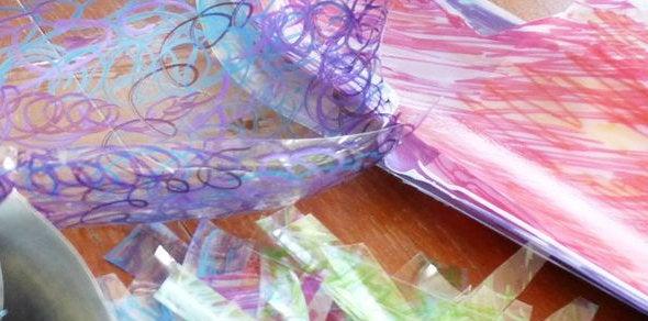 Color the Plastic