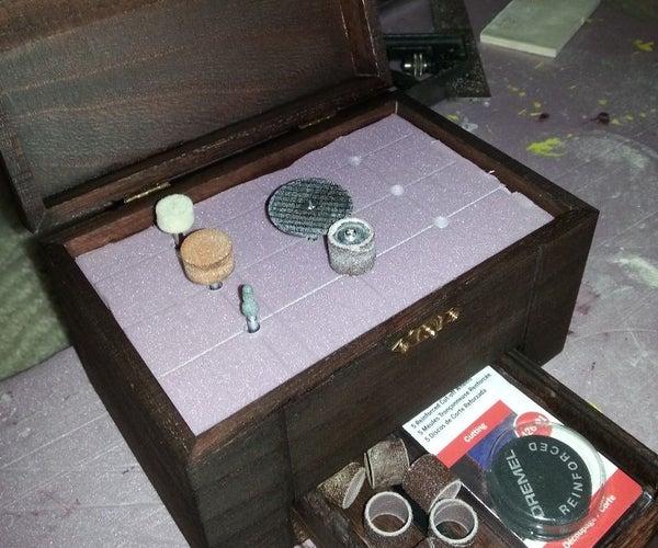 Dremel Storage Box