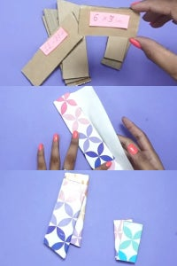 Let's Cut Small Pieces of Cardboard!