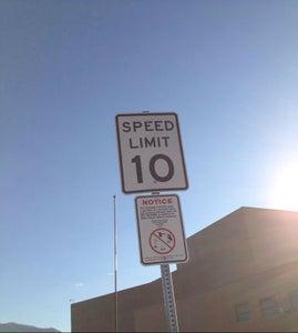 Identify Speed Limit of Desired Speeding Zone
