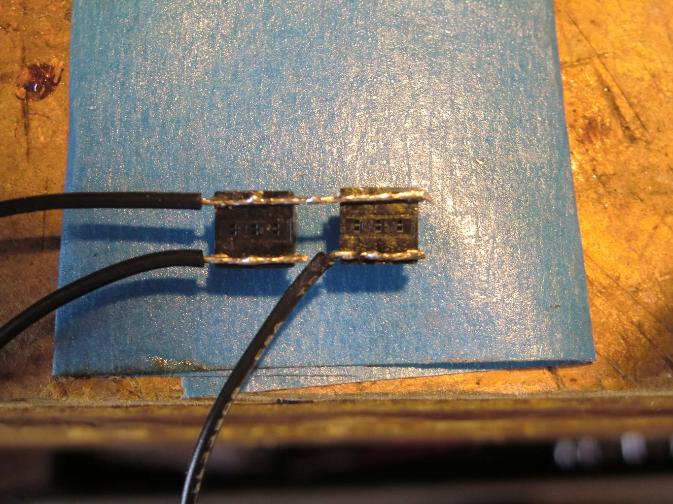 Circuitry Construction and Attachment