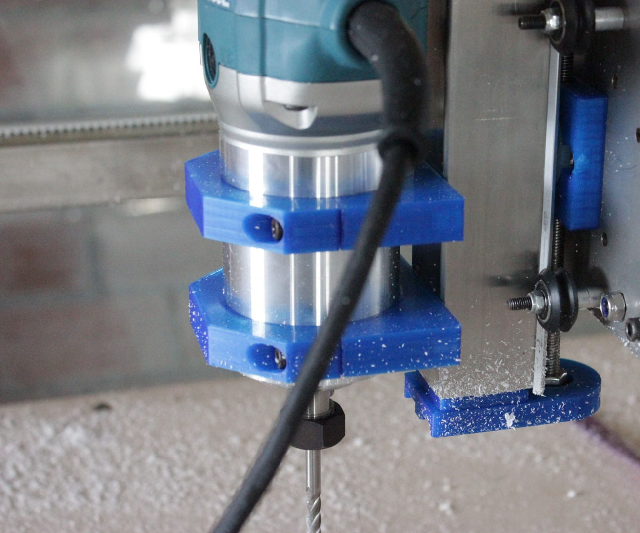 Customizable and Autonomous CNC machine
