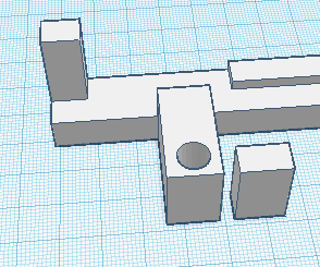 Z Axis Connector for 3d Printer(connectors)