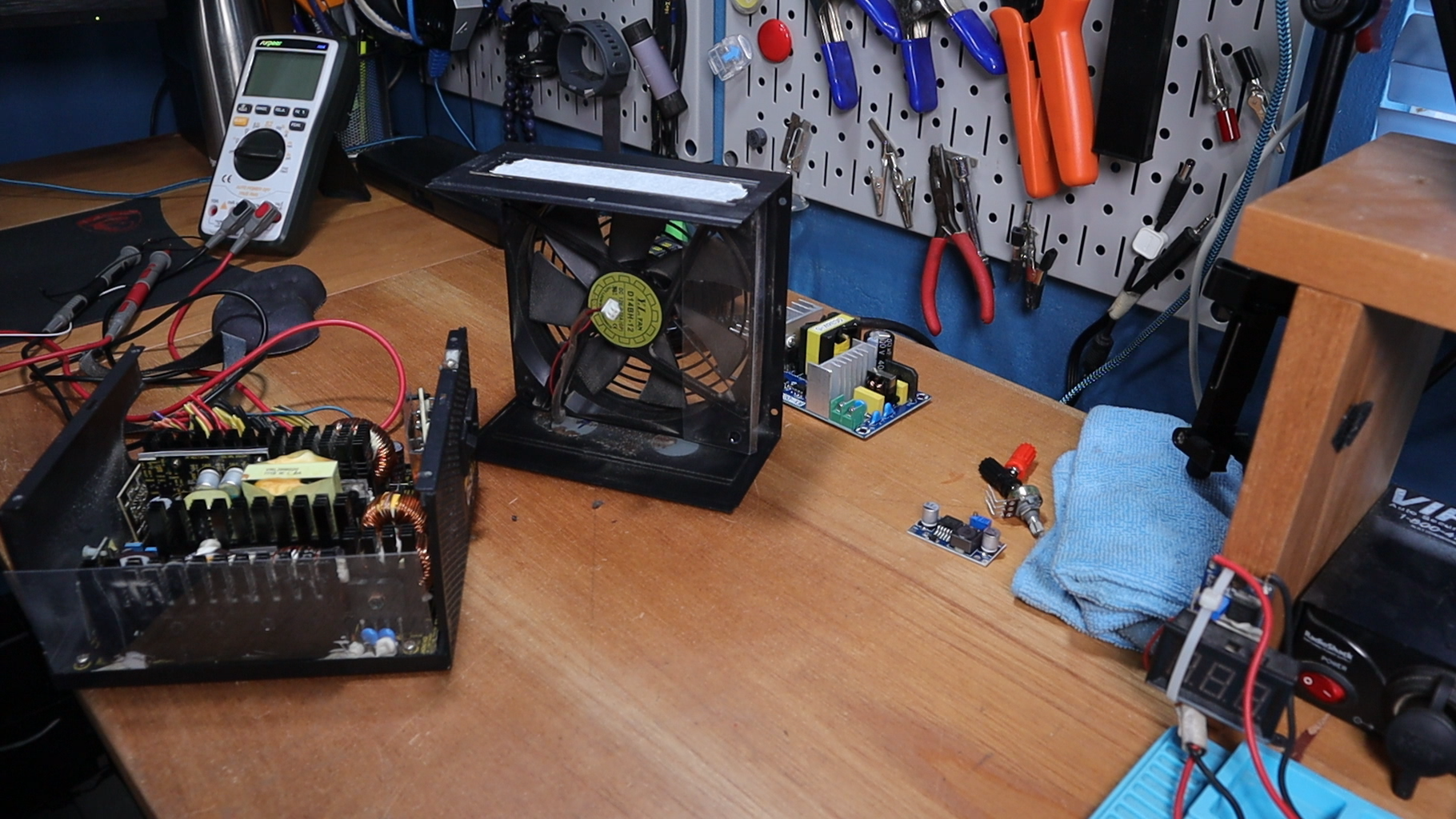 Test Your Power Supply and Scrap It
