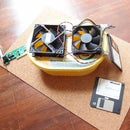 Simple and Cheap Air Cooler with Computer Fans