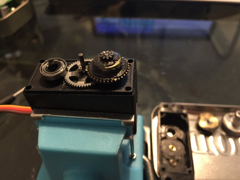 Electronic Modification Preparing Process