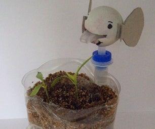 'Eleplant' indoor hydroponic planter