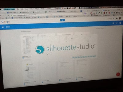 Connect Your Silhouette Portrait and Install Silhoutte Studio Software