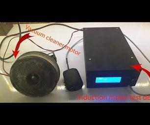 感应电动机测试装置