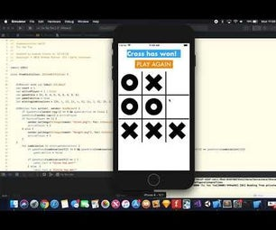How to Make a Tic Tac Toe Game Using Swift With Xcode