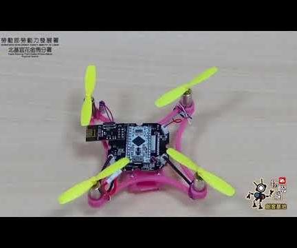 3D PRINTED ARDUINO DRONE