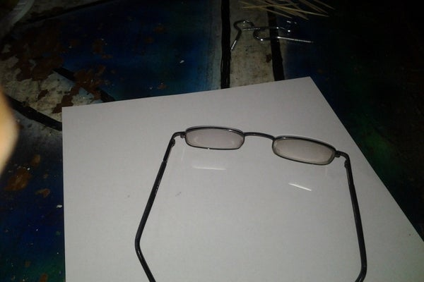 Support for Your Spectacles; Give Your Glasses Back Their Nose!