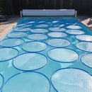 Heat Your Pool With Solar Lily Pads