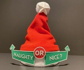 Santa's Sorting Hat