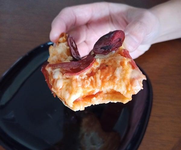 Pizza-Upside Down Pizza-Pizza