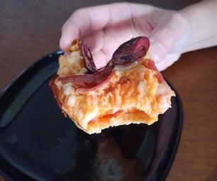 披萨倒披萨