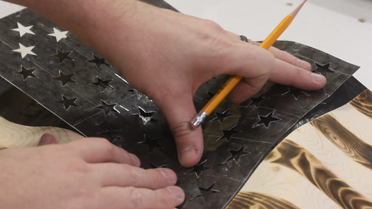 Drawing and Carving the Stars