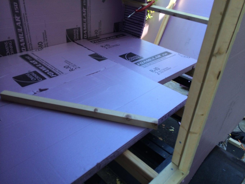 Shelf and Floor