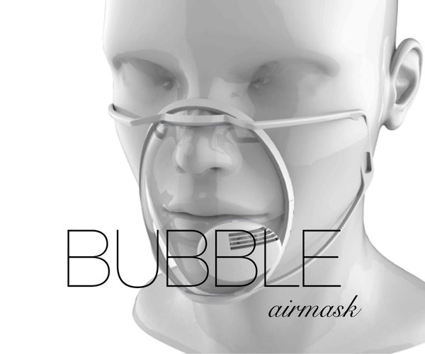 The Bubble Mask Instructable