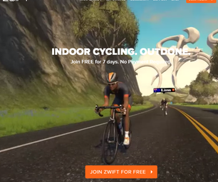 Using Zwift With Nearly Any Fitness Device