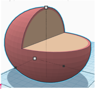 Create the Cross Section of the Cell