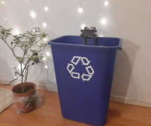 电池供电简单的废物审计数据记录器♻️