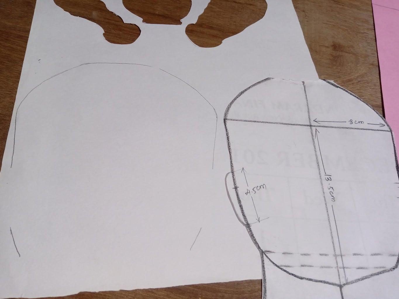 Layer 6 : Backside Skeleton(for Head)