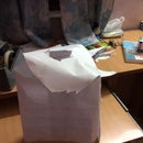 EASY TO MAKE LAMPSHADE