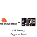 (IOT Project) Get Weather Data Using ESP8266 and Openweather API