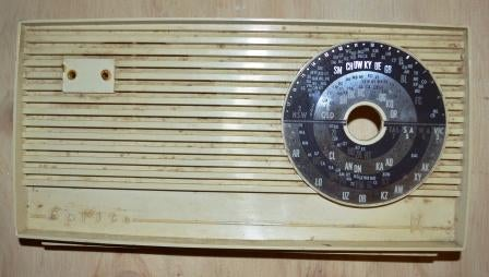 Pulling Apart Your Radio