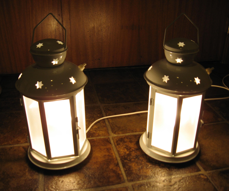 Bedside Lantern