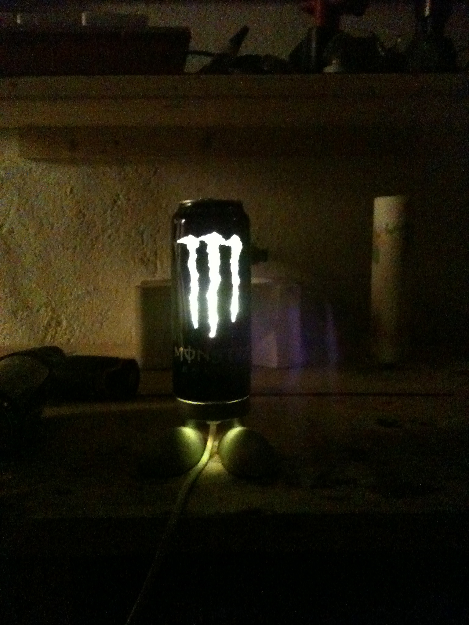 Monster Lamp