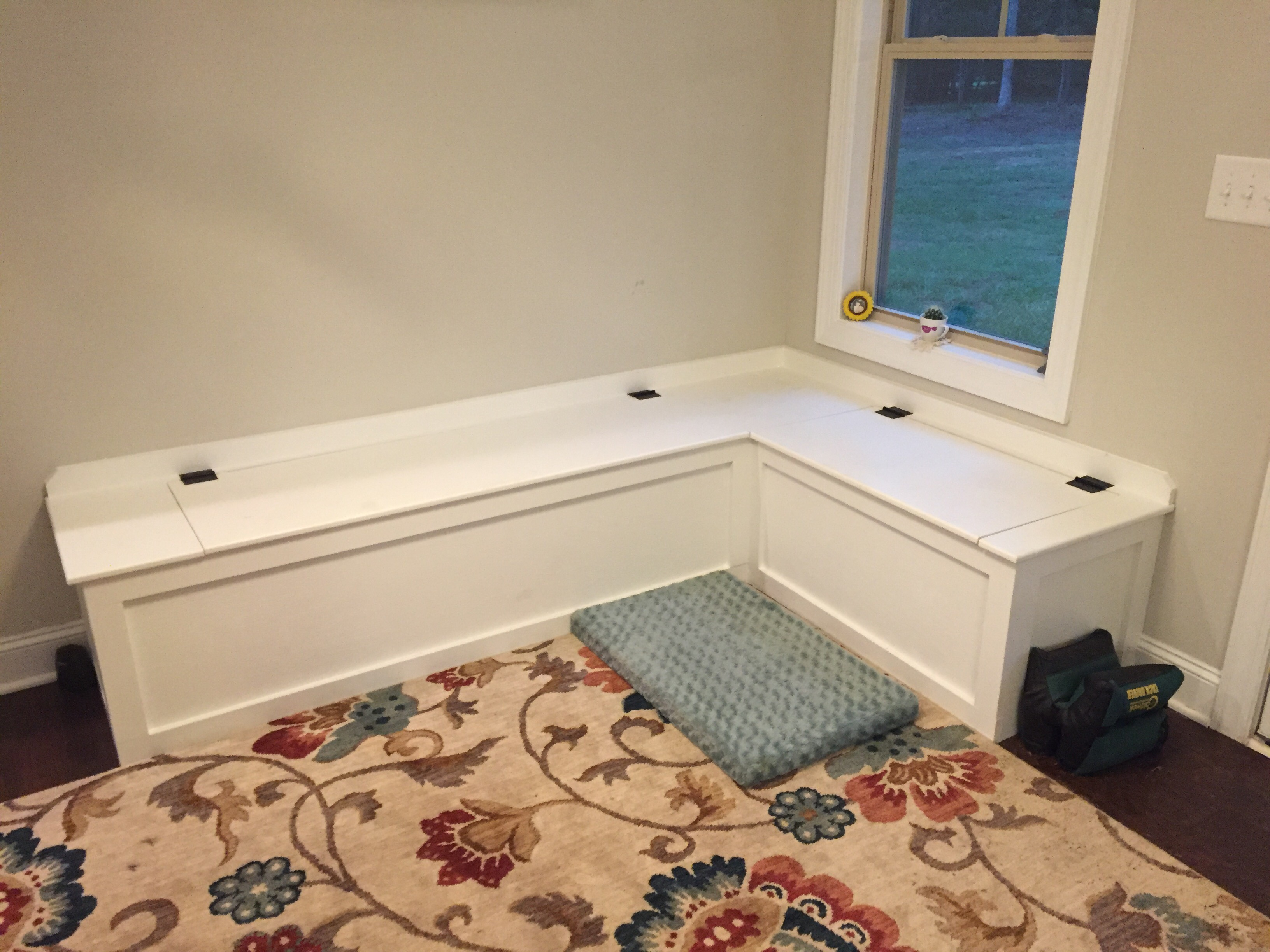 Built-in Seating