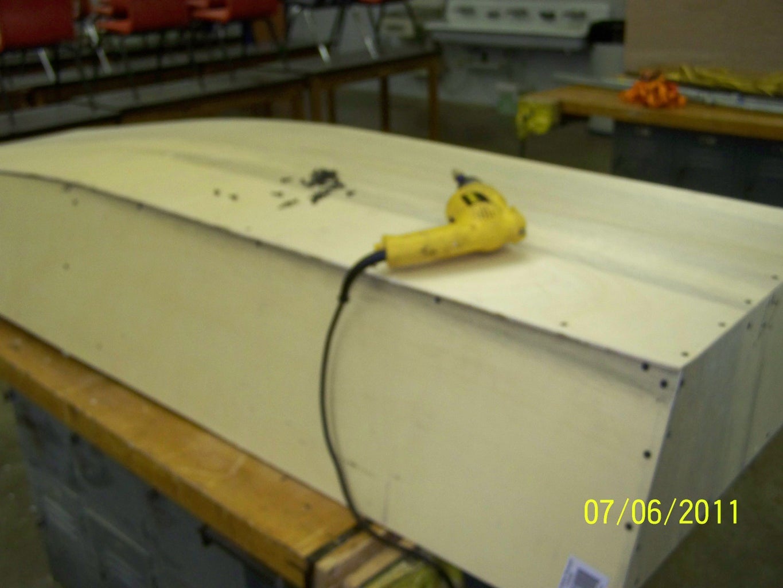 Installing the Bottom