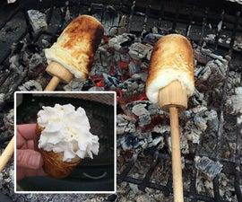 Campfire Biscuit Treat Sticks