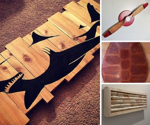 Woodworking: Signs & Wall Art