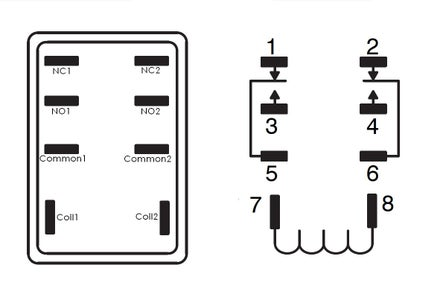 Automatic Switching Circuit Assembly