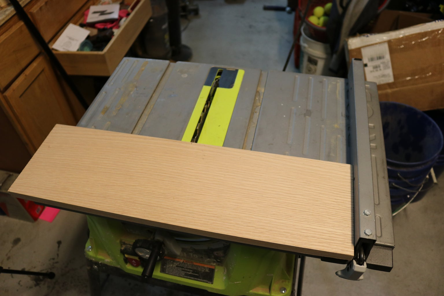 Glue Up the Form