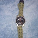 How to make a paracord watch