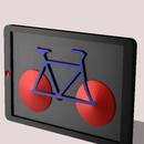 CNC a Tablet With Pop Art